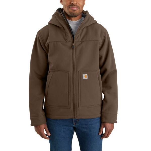 Carhartt SUPER DUX™ RELAXED FIT SHERPA-LINED ACTIVE JAC
