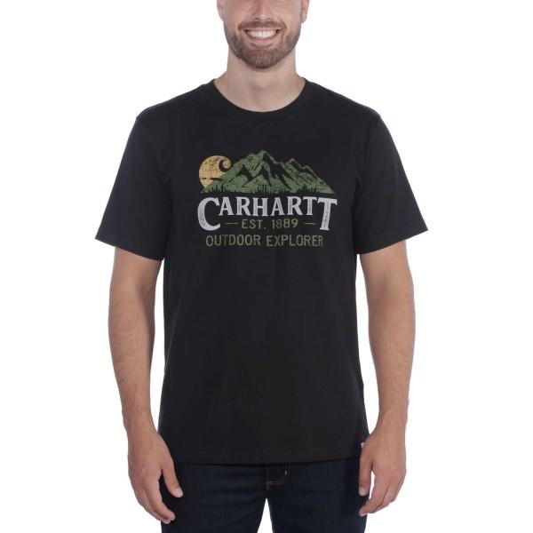 Carhartt WORKWEAR EXPLORER GRAPHIC T-SHIRT