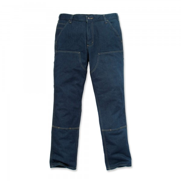 Carhartt DOUBLE FRONT DUNGAREE JEANS 103329