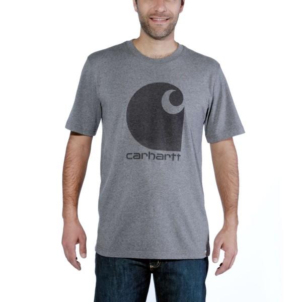 Carhartt WORKWEAR C-LOGO GRAPHIC SHORT-SLEEVE T-SHIRT 103666