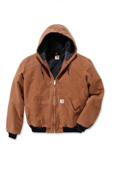 EJ130 Carhartt Sandstone Active Jacket