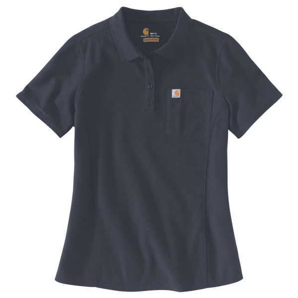 Carhartt SHORT SLEEVE POLO WOMEN