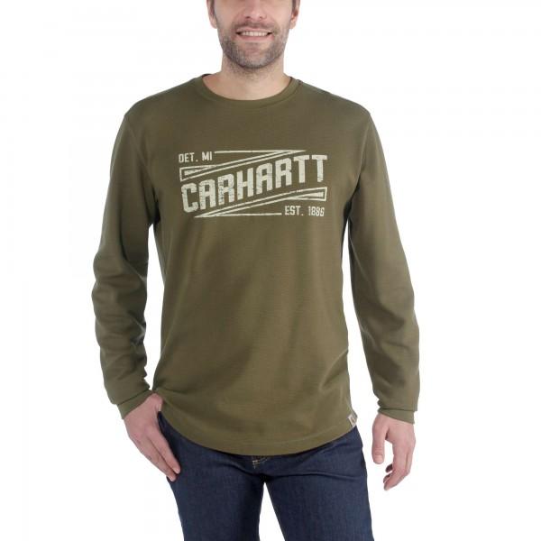 Carhartt TILDEN GRAPHIC LONG-SLEEVE CREW
