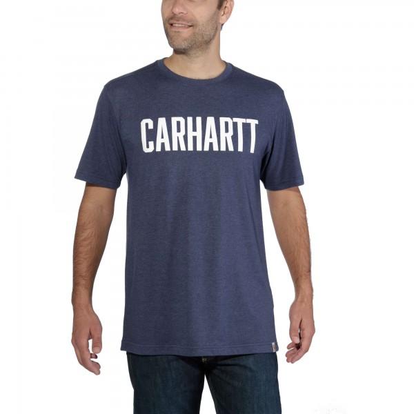 Carhartt MADDOCK GRAPHIC BLOCK LOGO SHORT-SLEEVE T-SHIRT