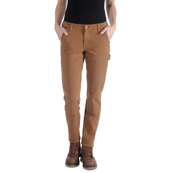Carhartt STRETCH TWILL DOUBLE FRONT TROUSERS WOMEN