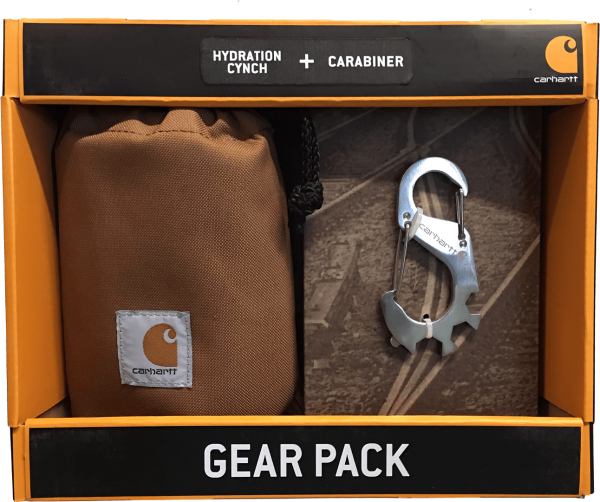 Carhartt CARABINER AND CINCH PACK ! OUTLET !