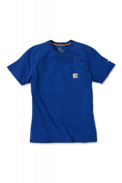Carhartt 100410 Force Cotton Short Sleeve T-Shirt 100410