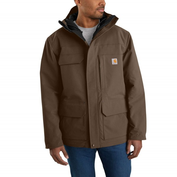 Carhartt SUPER DUX™ RELAXED FIT INSULATED TRADITIONAL COAT