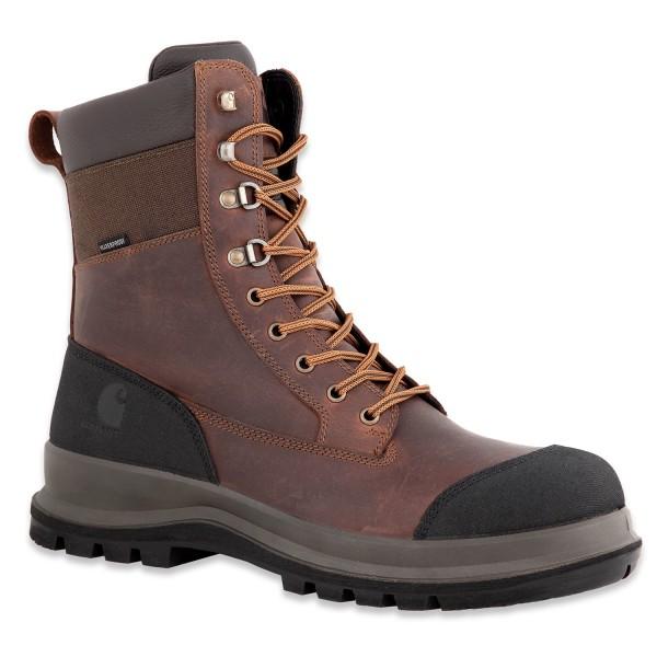 Carhartt Men's Detroit Rugged Flex® Waterproof Insulated S3 High Work Boot