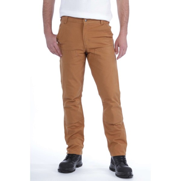 "Carhartt ""THE NEW EB136"" STRAIGHT FIT STRETCH DUCK DOUBLE FRONT 103340"