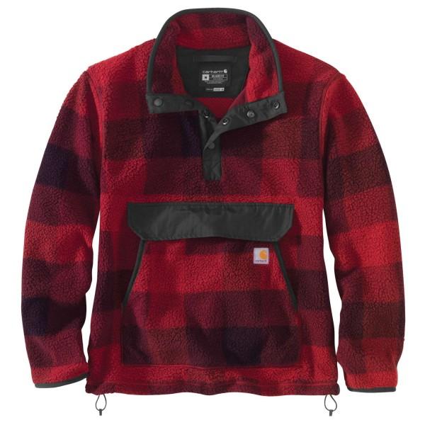 Carhartt Sherpa Fleece Pullover Jacket High Pile