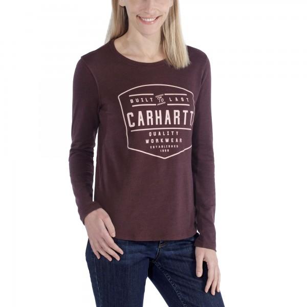 Carhartt LOCKHART GRAPHIC LONG-SLEEVE T-SHIRT WOMEN