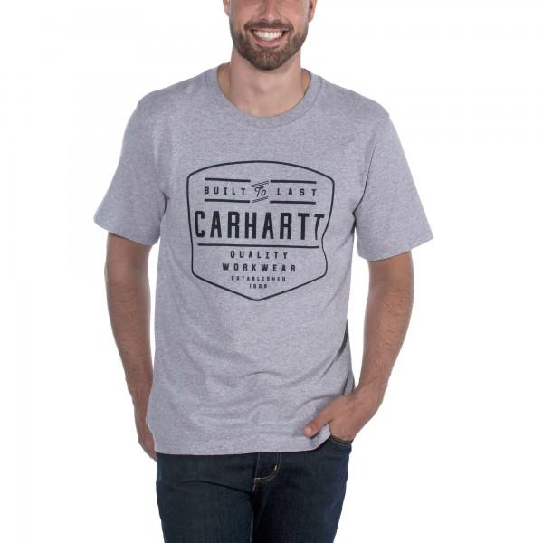 Carhartt WORKWEAR BUILT BY HAND SHORT-SLEEVE T-SHIRT