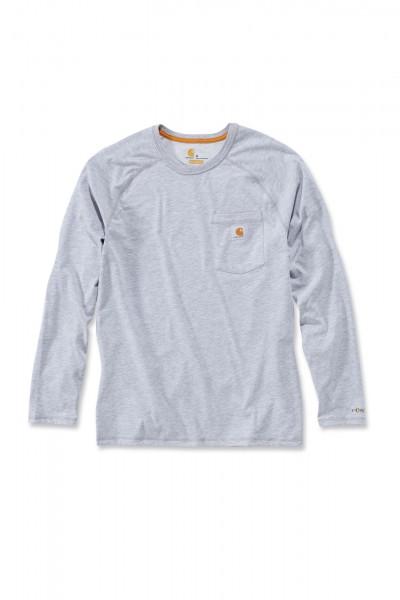 Carhartt Workwear 100393 Force Cotton Long Sleeve T-Shirt