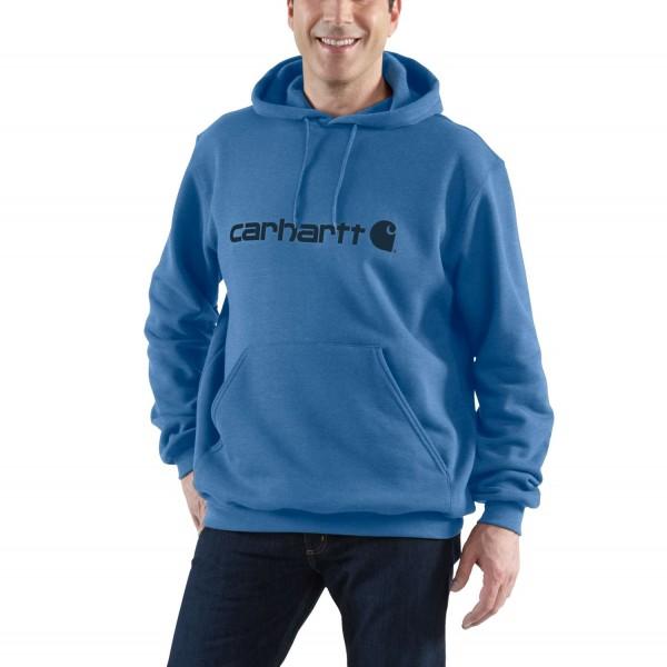 Carhartt SIGNATURE LOGO MIDWEIGHT SWEATSHIRT 100074