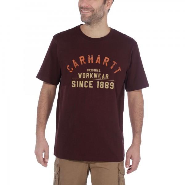 Carhartt WORKWEAR GRAPHIC SHORT-SLEEVE T-SHIRT
