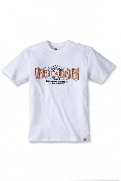 Carhartt 102095 Maddock Work Crew T-shirt