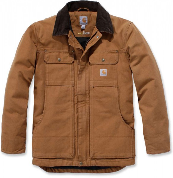 Carhartt Workwear Sandstone Traditional Coat 103283