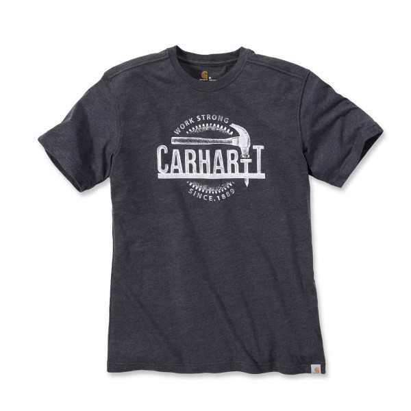 Carhartt Maddock Hammer Graphic Short Sleeve T-Shirt 103202