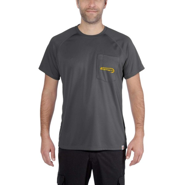 Carhartt FORCE® FISHING GRAPHIC SHORT-SLEEVE T-SHIRT 103570